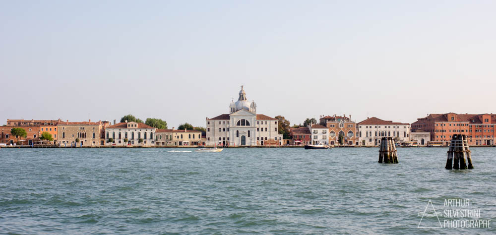 italie venise mer église