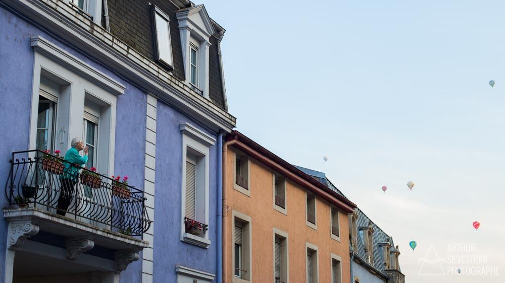 mamie montgolfière rue ciel épinal festival
