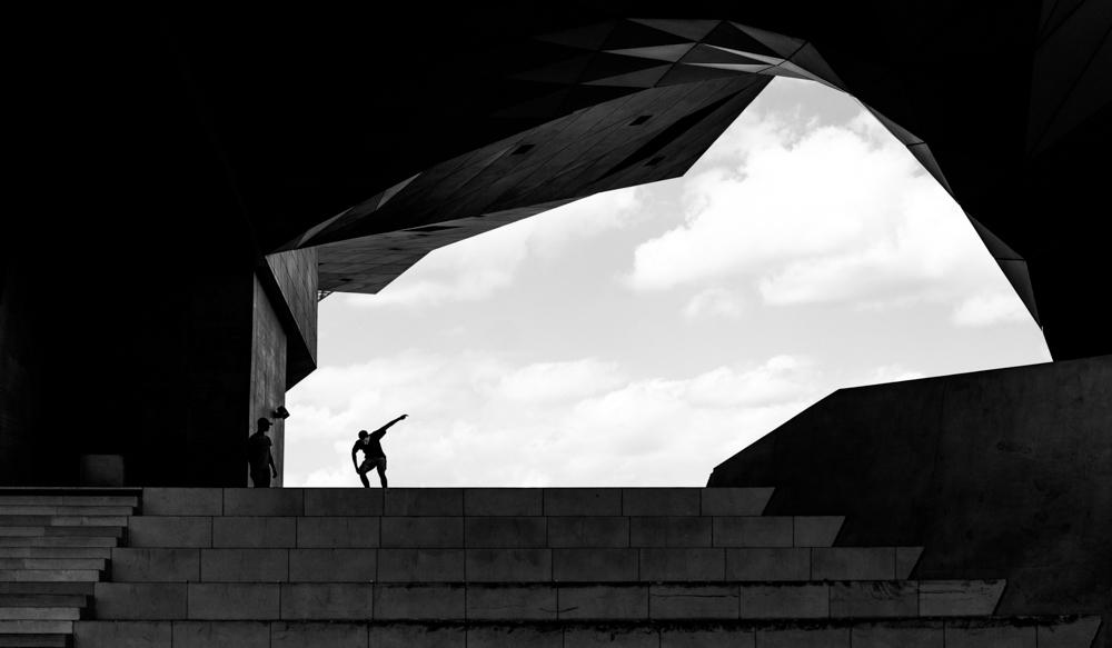 lyon musée des confluences skate architecture