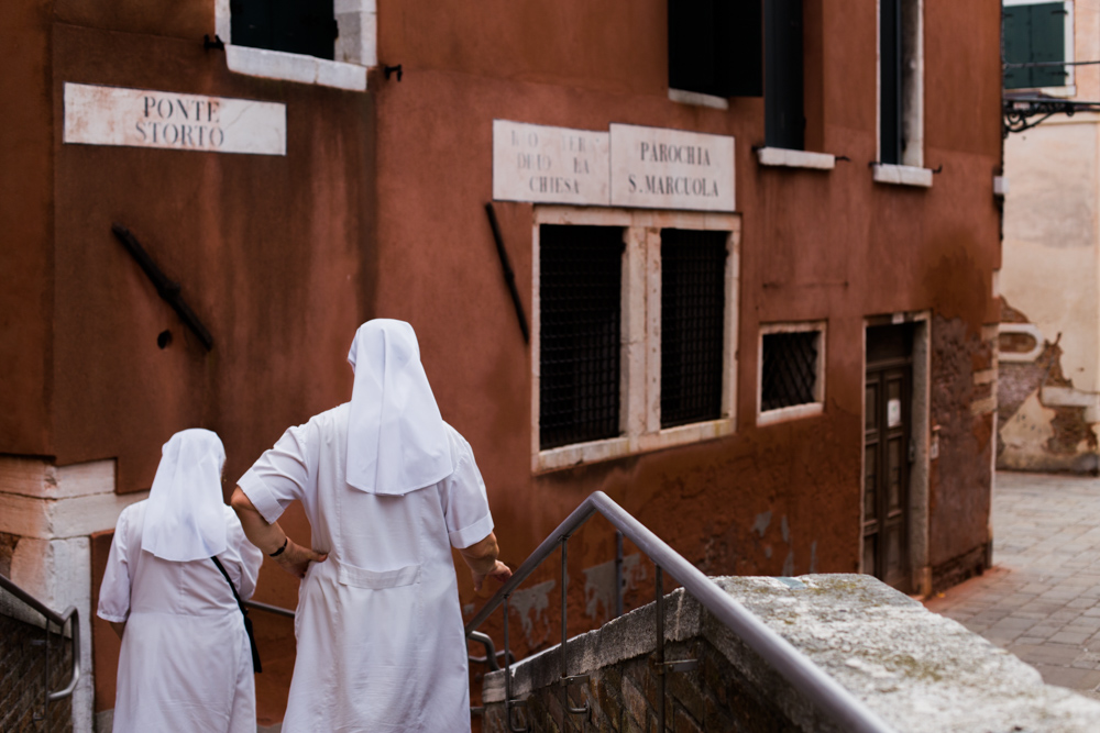 venise nonnes ponte storto venezia